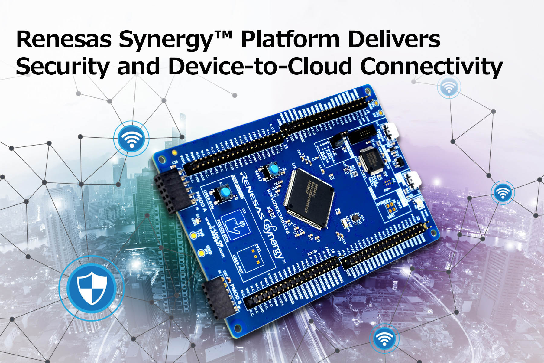 Renesas aktualisiert IoT-Plattform