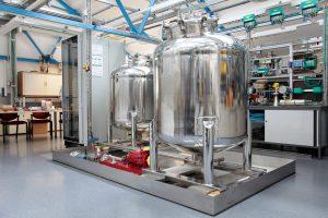 Industrie 4.0-Testanlage von Bilfinger