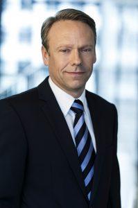 Zu sehen ist Armin Wittmann, Projektgruppenleiter für die Automatica der Messe München