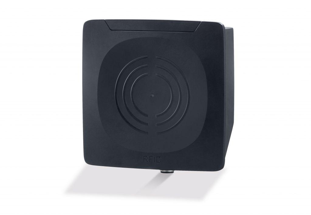 Die neue RFID-Antenne ANT600 bietet eine hohe Reichweite. (Bild: IFM Electronic GmbH)