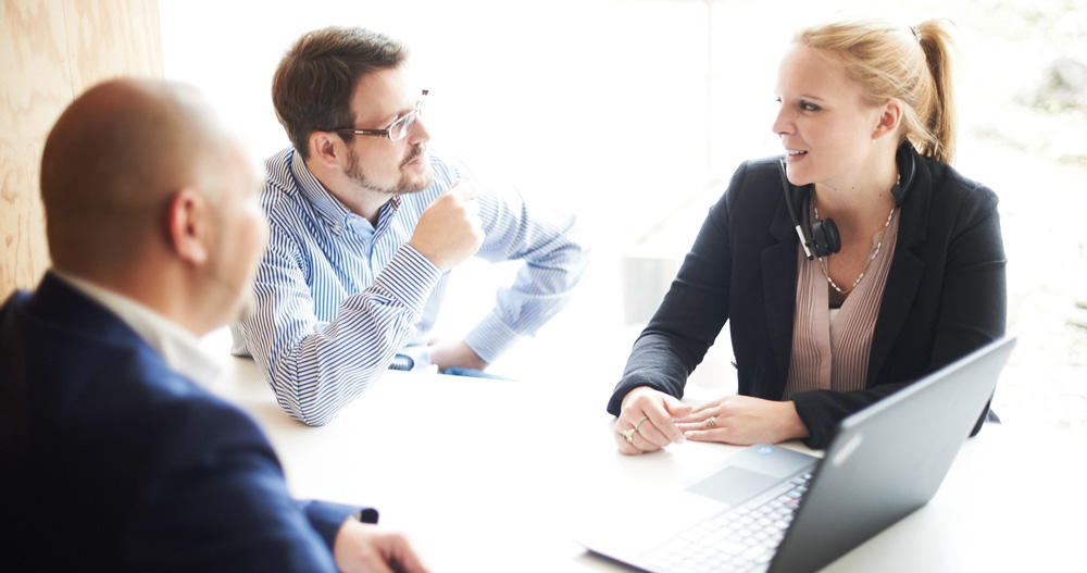 Kommunikation im Geschäftsprozess