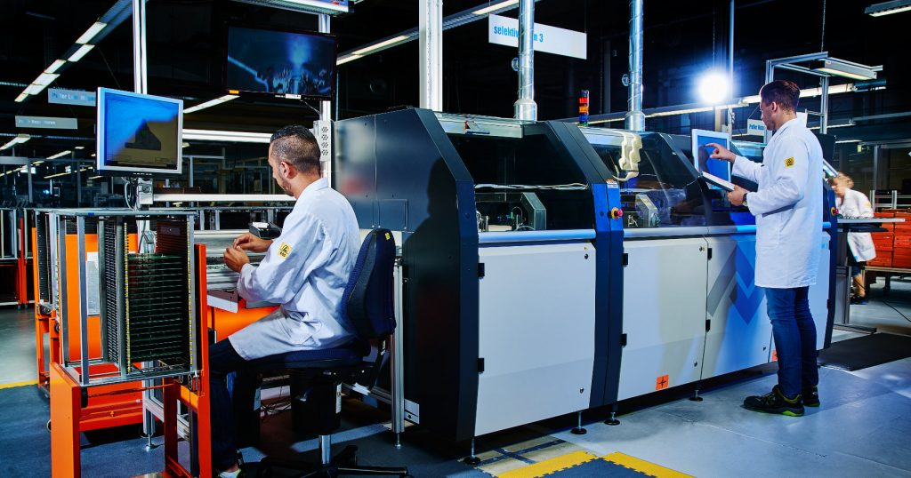 (Bild: SEF Smart Electronic Factory e.V.)