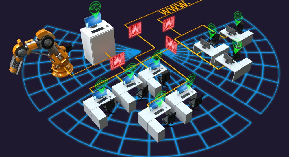 Scada-Systeme mit Malware-Schutz