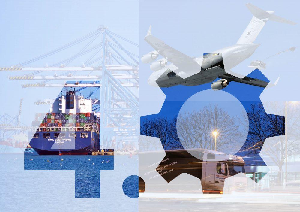 Transportlogistik im Industrie 4.0-Zeitalter