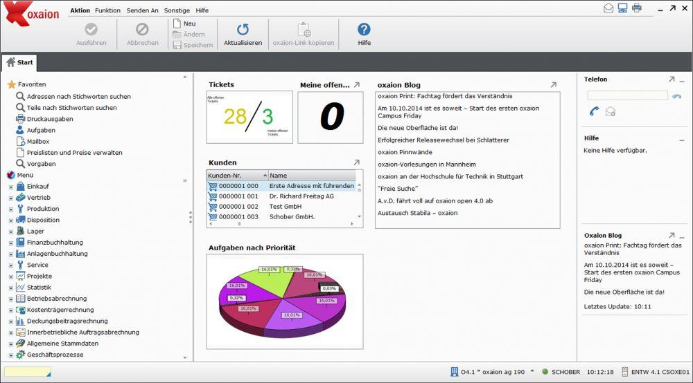 Aktuelle ERP-Systeme bieten zahlreiche Optionen rund um das Stammdaten-Management. Eine benutzerfreundliche Oberfläche trägt dazu bei, dass Anwender stets die Übersicht bewahren und Fehler schneller finden.