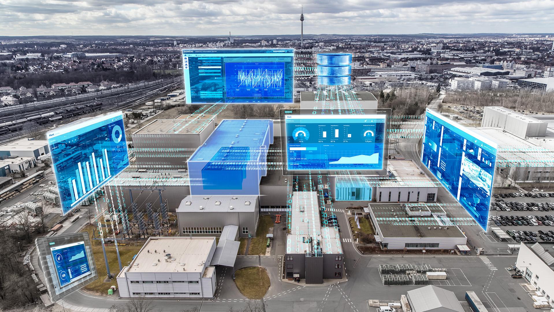 Die ideale Basis für die Digitalisierung von Prozessen eines Unternehmens im Rahmen von Industrie 4.0: SCADA-System schaffen die Basis für zukünftige Wertschöpfung in der Produktion.