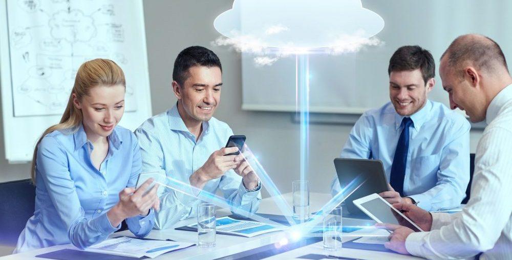 ERP-System - Die Cloud ist hervorragend geeignet für die Systemintegration mit Kunden, Lieferanten und Partnern.
