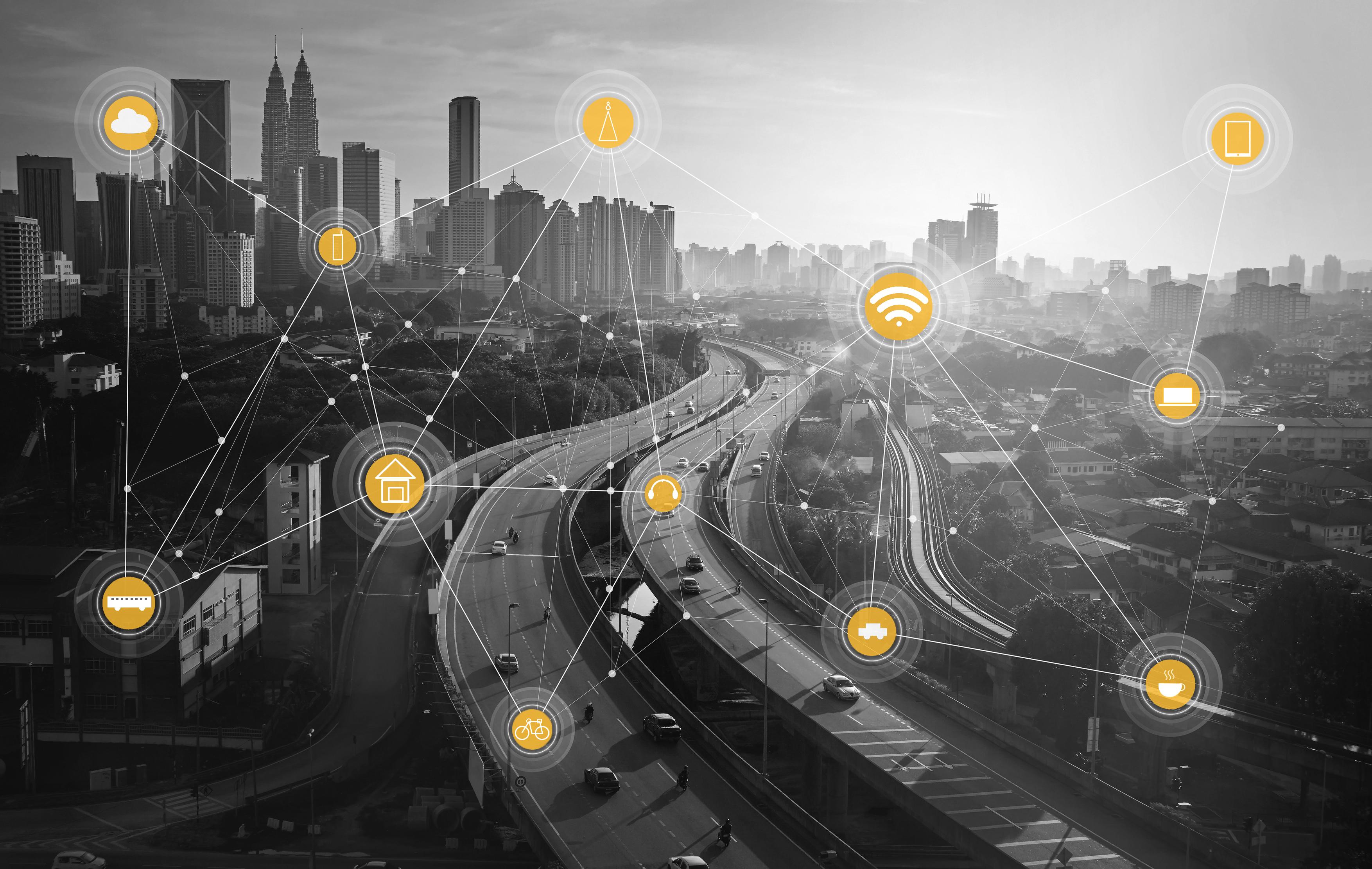 IoT-Technologien - überall vernetzt sein