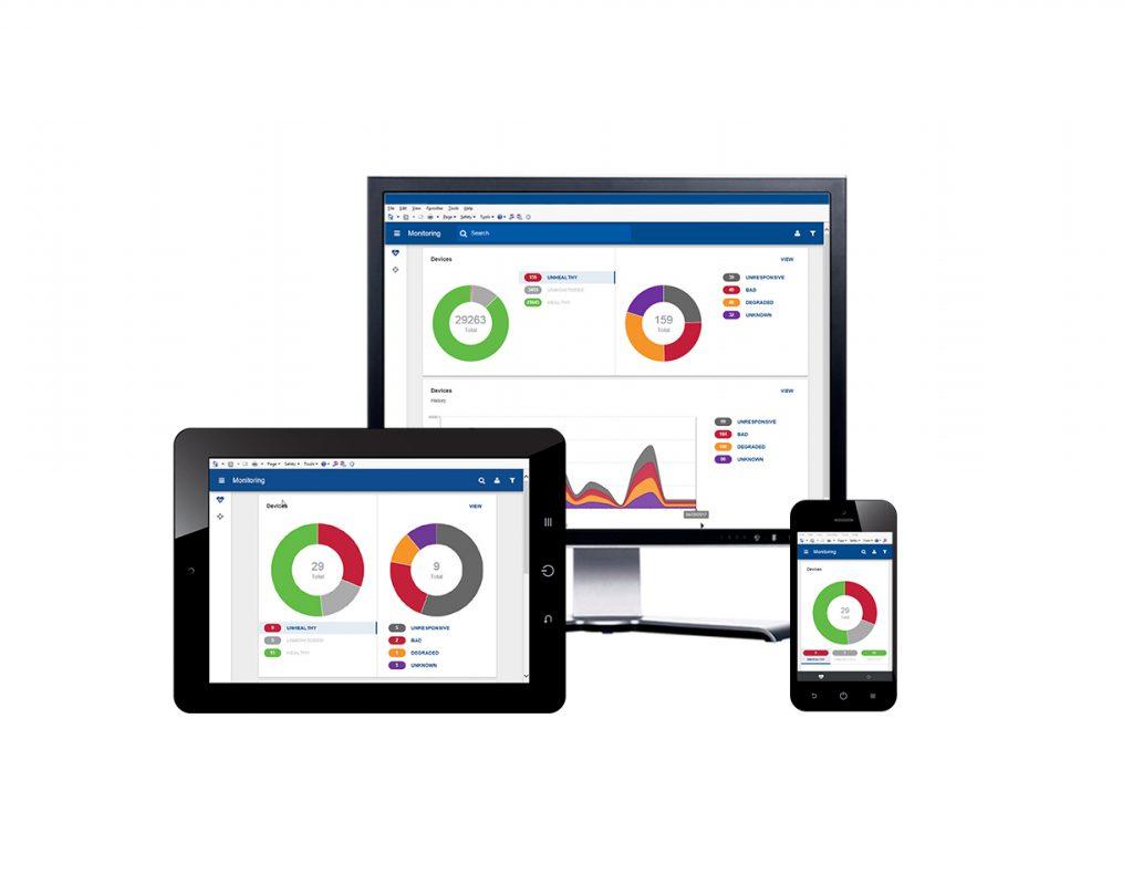 In der aktuellen Version des AMS Device Manager implementiert Emerson neue Alarmoptimierungsfunktionen und Zustands-Dashboards für mobile Geräte. (Bild: Emerson Process Management GmbH & Co. OHG)