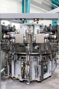 Für diese Kreuzgelenk-Montagemaschine erhielt Holz Automation beim 'Innovationspreis Rems-Murr 2016' den zweiten Platz.