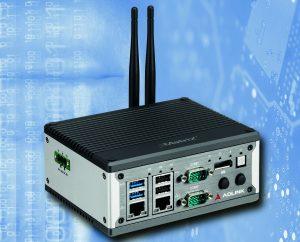 IIoT-Gateway und Embedded-Controller in einem Gerät
