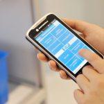 Lagerverwaltung von S&P wird mobil
