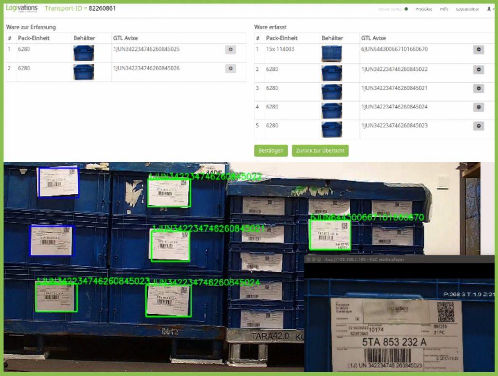 Das neue System soll integrierte und effiziente Identifikations-, Dokumentations- und Packprozesse in Echtzeit ermöglichen. (Bild: Logivations GmbH)