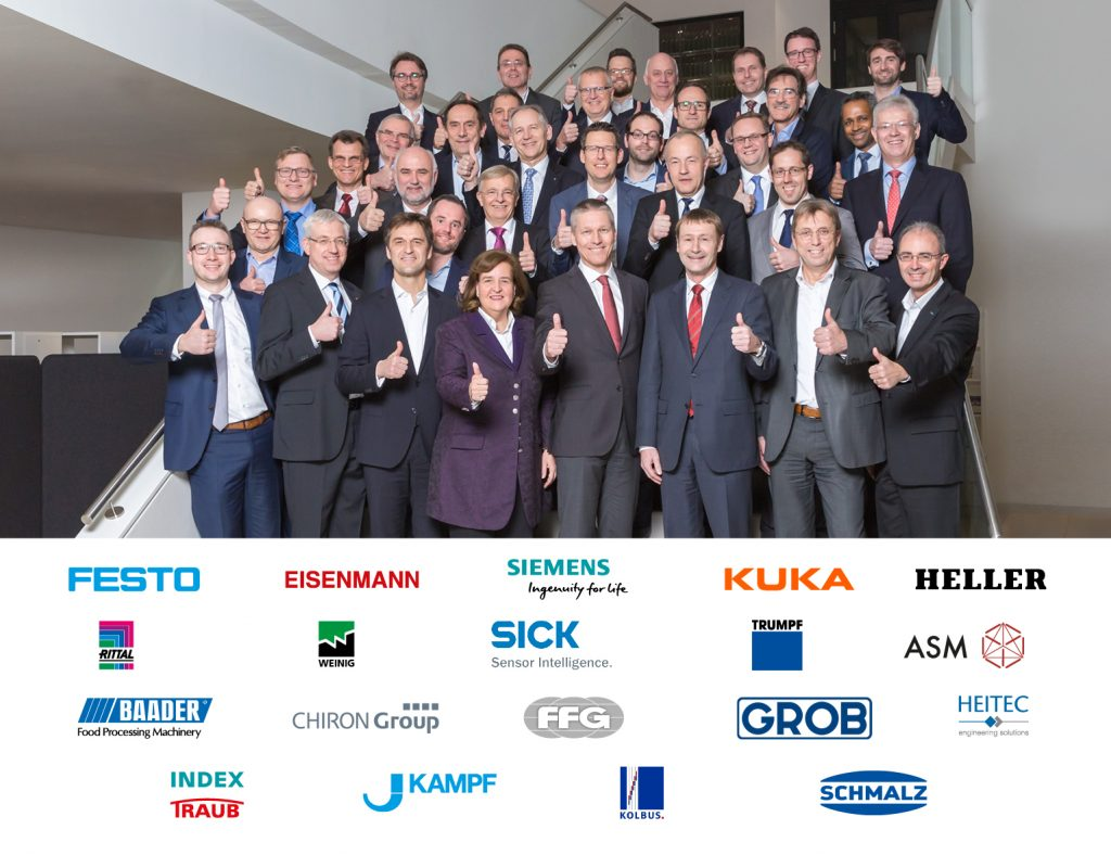 SIEMENS Allianz für IoT-Betriebssystem MindSphere