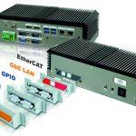 Aufrüstfreudiger Embedded-PC mit 4k-Ausgängen