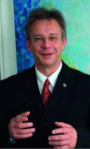Volker Schnittler, Fachreferent Unternehmens-Software des VDMA e.V. und Mitglied im Forschungsbeirat des FIR Aachen