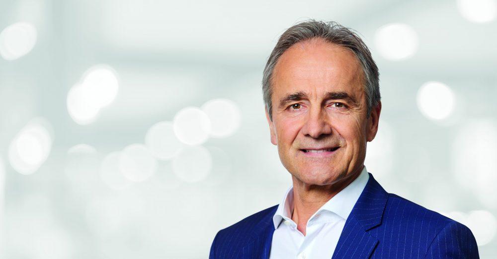 Adamos | Karl-Heinz Streibich, Vorstandsvorsitzender der Software AG