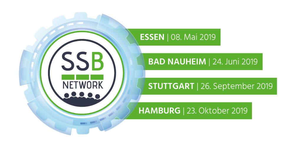 SSB Network 2019 ; SCHALTSCHRANKBAU, Termine 2019