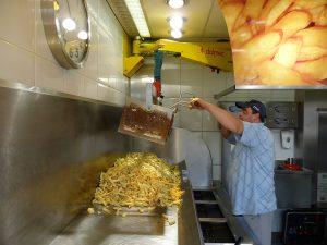 Lebensmittelindustrie und Robotik