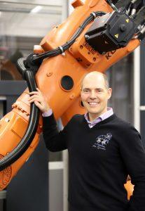 Mathias Stach, Geschäftsführer der Ascon GmbH