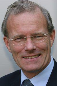 Professor Egbert-Jan Sol, Program Director der Smart Industry und CTO bei der TNO Industry
