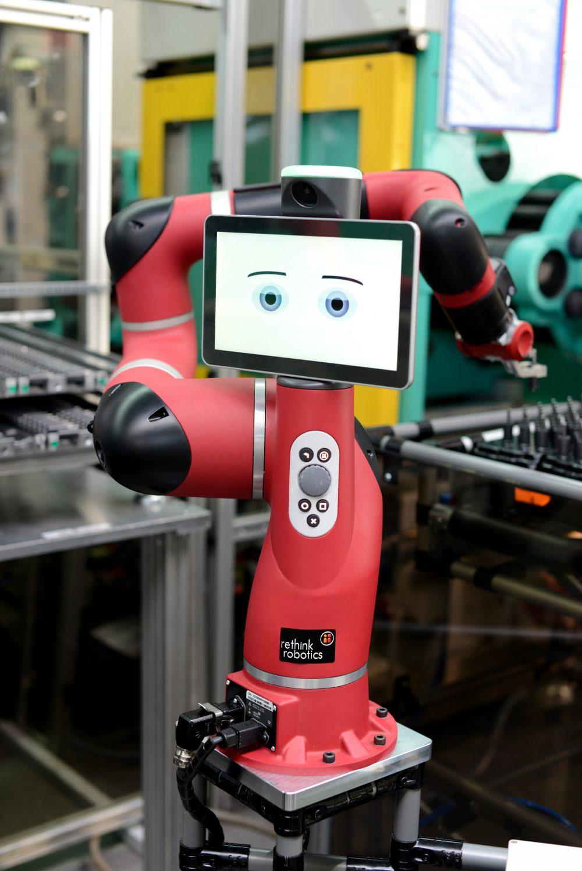 Kollaborative Roboter - Flexibel und ohne Käfig
