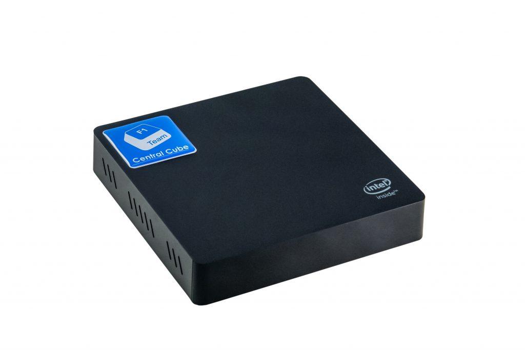 Der Central Cube sendet Statusberichte angeschlossener IT-Komponenten. (Bild: F1-Team GmbH)