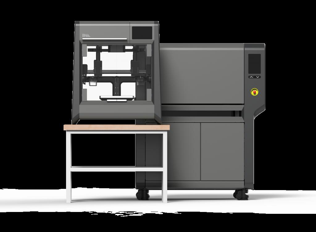 Studio System: encee präsentiert den Metalldrucker von Desktop Metal auf der METAV in Düsseldorf (Bild: Encee CAD-CAM Systeme GmbH)
