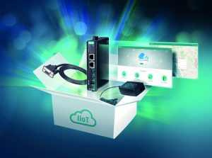 Einstieg in die IIoT-Welt mit einem Starterkit. (Bild: Moxa Europe GmbH)