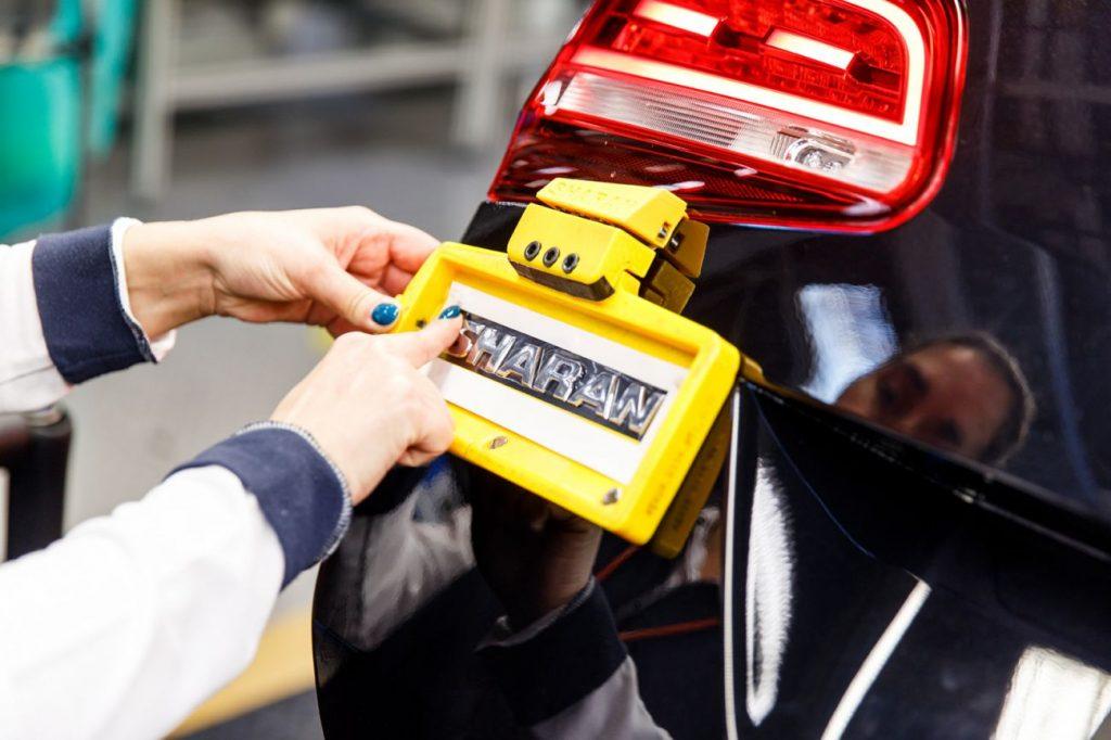 3D-Druck auch im Volkswagen-Werk