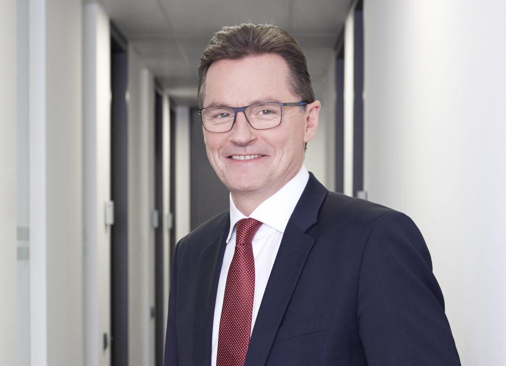 Dieter Meuser wird Director Industry 4.0/IIoT Strategy & Scouting der Dürr AG (Bild: Dürr AG)