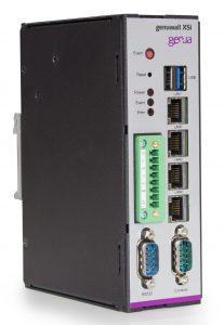 Die neue Firewall von Genua soll Angriffen über OPC UA vorbeugen. (Bild: Genua GmbH)