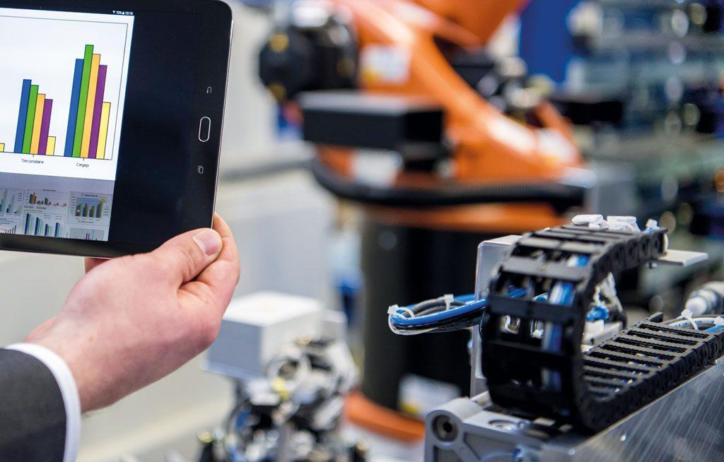 ECM - Eine digitale Maschinenaktefür jede Sonderfertigung