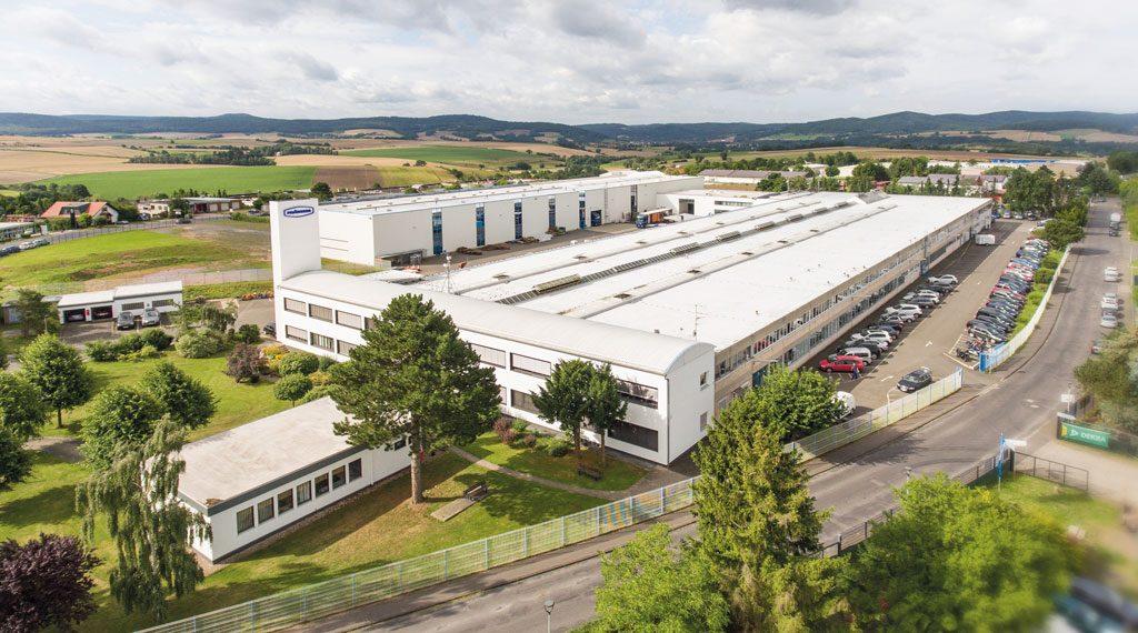 Bei der Präwema Antriebstechnik GmbH im hessischen Eschwege sind rund 280 Mitarbeiter beschäftigt.