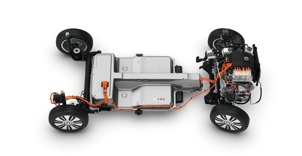 Traktionsbatterien für Elektrofahrzeuge weisen typenindividuelle, komplexe Formen auf. Die sprunghafte Entwicklung der Technologie stellt große Herausforderungen an die Flexibilität der Produktion.
