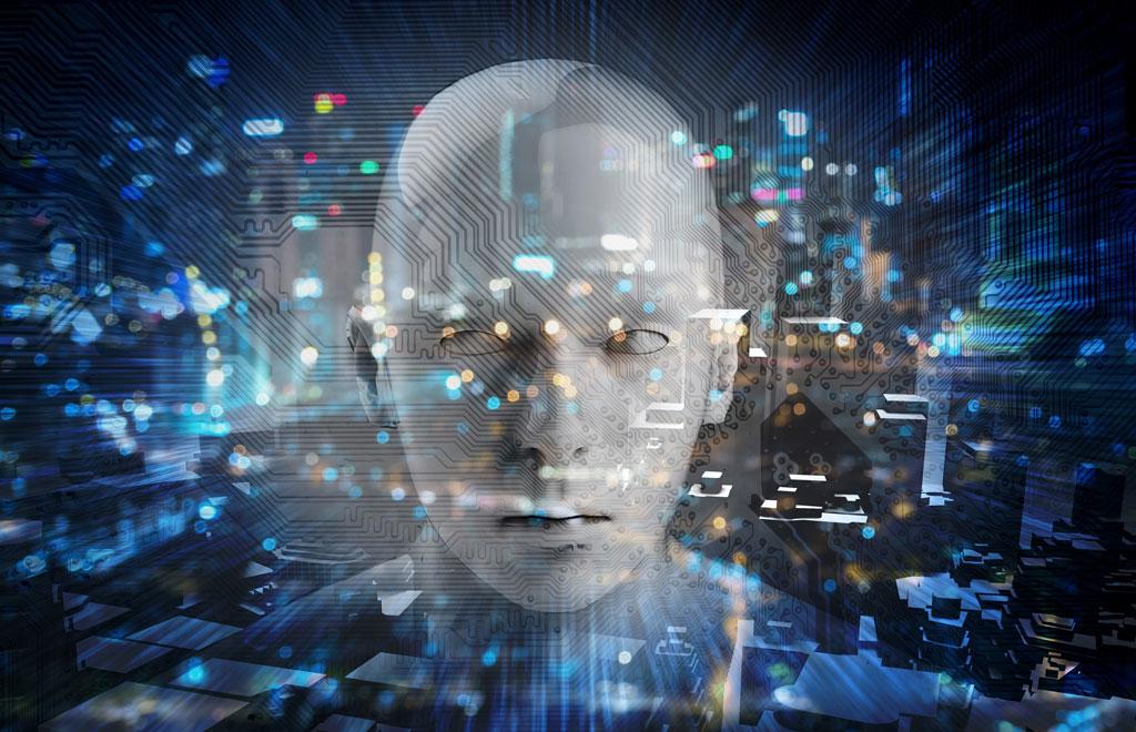 Künstliche Intelligenz (KI) - Schaubild