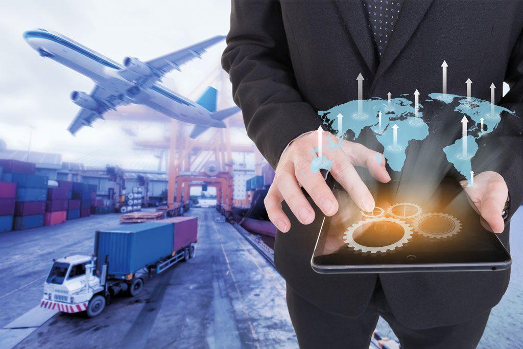 Keyvisual des Fachbeitrags: Manufacturing Operations Management (MOM) - Global denken, lokal handeln