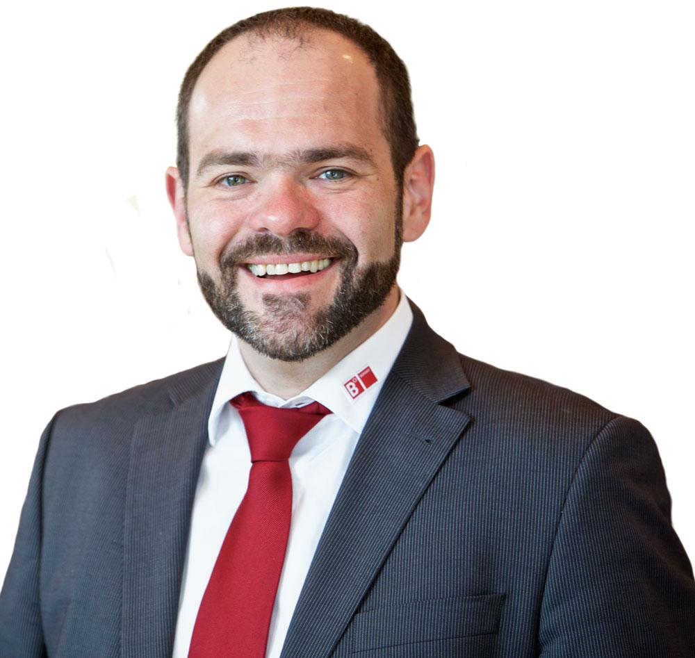 Goran Stojanovic ist Bereichsleiter der Business Unit Testing bei Berghof Automation.