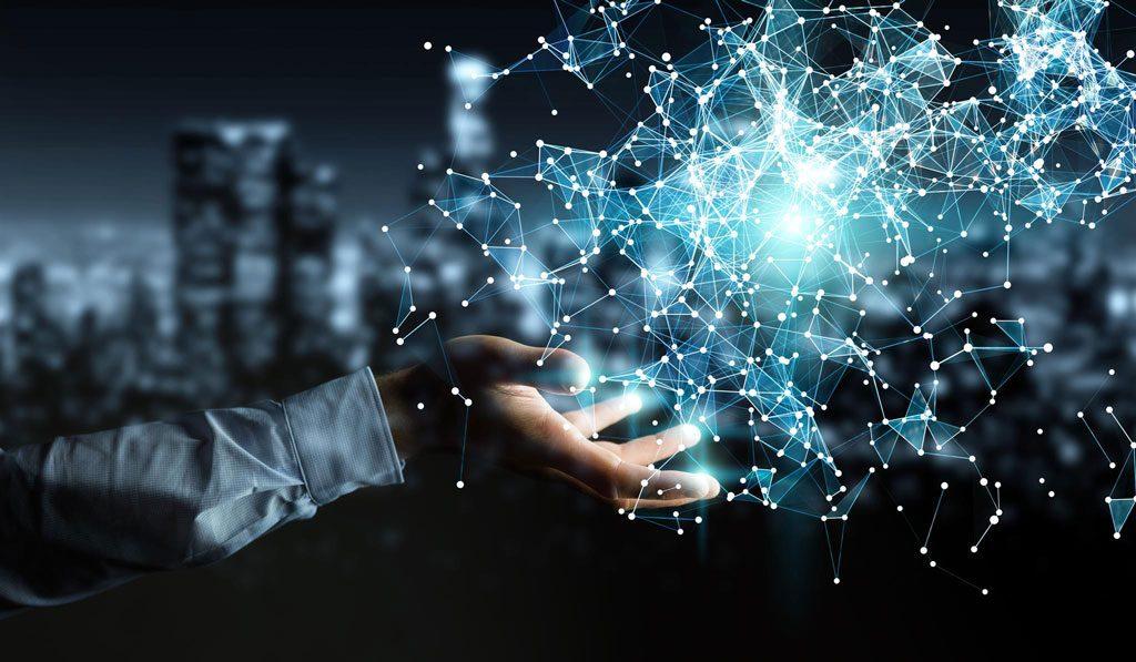 Blockchain-Technologie könnte sich besonders in der Logistik schon bald etablieren.