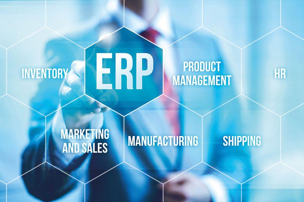 SAP S/4Hana   Beitragstitelbild zum Thema Cloud-ERP