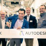 Autodesk eröffnet Technology Center in Birmingham