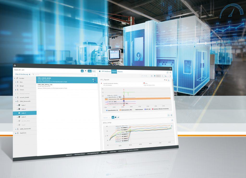 Siemens hat Nachschub für seine Mindsphere-Plattform geliefert. (Bild: Siemens AG)