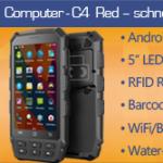 Neues RFID-Handheld mit Android 7
