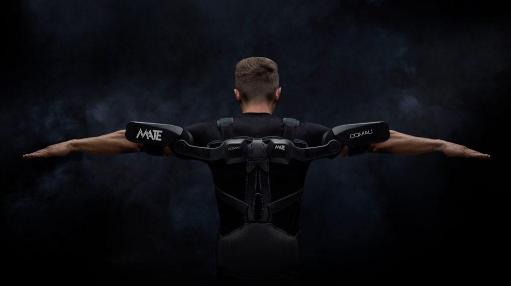 Exoskelett Mate vom Hersteller Comau