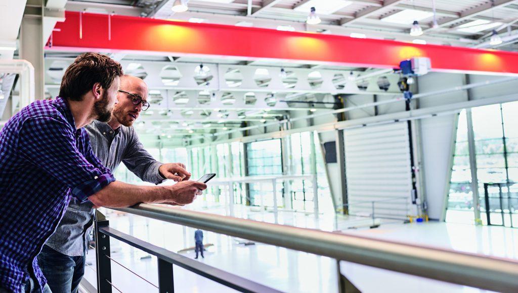 Die Telekom bietet die Indoor Digitalisierung seit Anfang 2017 in Zusammenarbeit mit dem Münchener Start-up Navvis an.
