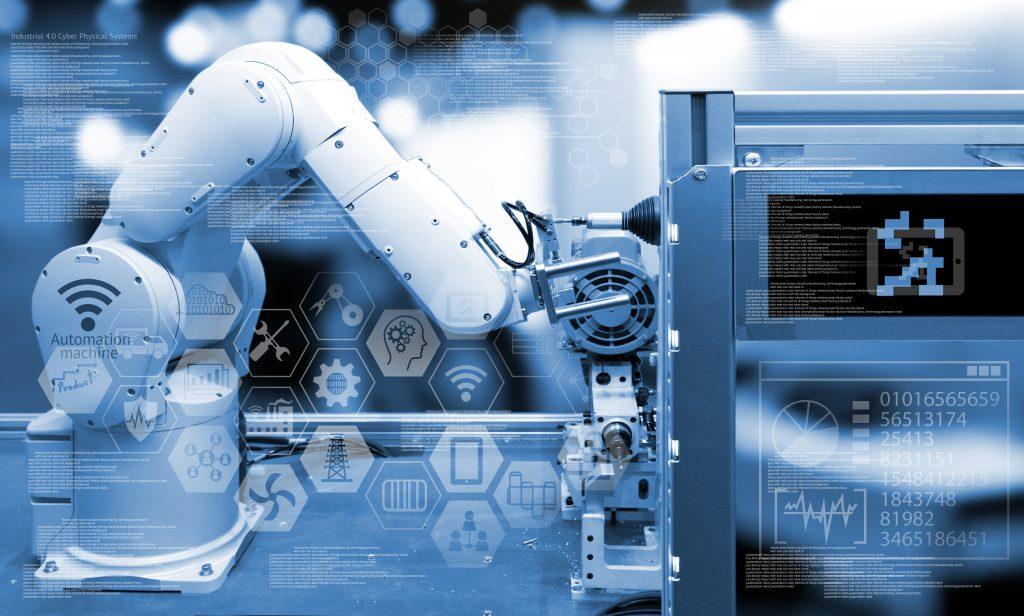 Datendrehscheibe ERP-System als digitaler Anker - Aktuelle ERP-Lösungen können die Basis für die zustandsorientierte Wartung von Maschinen und Anlagen bilden.