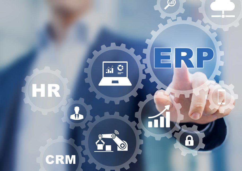 Datendrehscheibe ERP-System als digitaler Anker