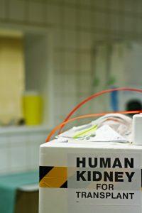 Ein Anwendungsfall für eine Blockchain ist die Überwachung der Temperatur von gelagerten oder transportierten Medizinprodukten wie Blutkonserven. (Bild: © Sebastian Drolshagen / Fotolia.com)