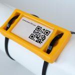 RFID-Transponder flexibel beschriften und anbringen