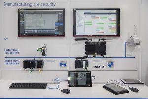 Omron arbeitet bei Innovationen für den Fertigungsbereich mit Cisco zusammen. (Bild: Omron Electronics GmbH, PR051)